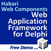 Habari Web Components