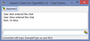openmq33chat
