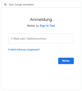 Google API access with OAuth 2 0 authorization for Daraja